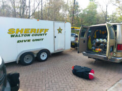 WCSO DIVE TEAM ACHIEVES PUBLIC SAFETY DIVER CERTIFICATION IN THE COLD