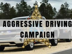 WCSO TO CONDUCT AGGRESSIVE DRIVING ENFORCEMENT CAMPAIGN