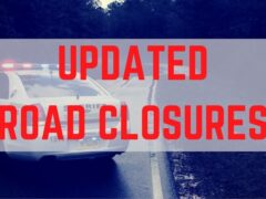 ROAD CLOSURES LIST FOR WALTON COUNTY AS OF 6:00 6/22/2017