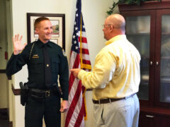 """JOURNEY HAS JUST BEGUN"" FOR CITIZEN ACADEMY GRAD TURNED DEPUTY"
