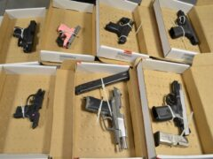 DEAR RENTERS, TAKE YOUR GUNS WITH YOU WHEN YOU GO