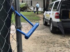 ARSENAL FOUND DURING SEARCH WARRANT; BROTHERS ARRESTED AS PRINCIPLES IN DRIVE-BY SHOOTING