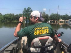 WALTON COUNTY DETENTION DEPUTIES TRAVEL TO TEXAS TO HELP WITH HURRICANE HARVEY RELIEF EFFORTS