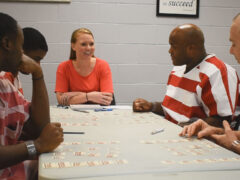 LEADING THE WAY FOR MENTAL HEALTH REFORM FOR INMATES