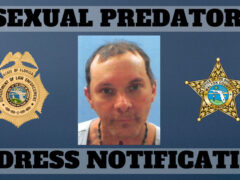 SEXUAL PREDATOR ADDRESS NOTIFICATION – RICKY HARRISON