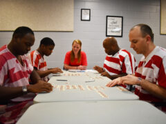 WALTON COUNTY JAIL INTRODUCES SOUND TRAINING FOR INMATES