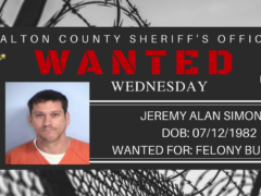 WANTED WEDNESDAY – JEREMY ALAN SIMONDS