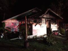 WALTON COUNTY FIRE RESCUE KNOCKS DOWN RESIDENTIAL FIRE ALONGSIDE ARGYLE VOLUNTEERS