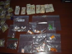 200+ PILLS, CASH, AND MARJIUANA SEIZED FOLLOWING SEARCH WARRANT