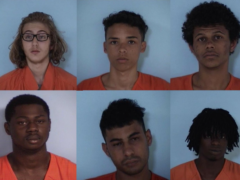 49 CAR BURGLARY CASES CLOSED BY ARREST