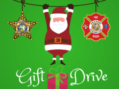 WCSO LAUNCHES GIFT DRIVE FOR SANTA PATROL AND COMMUNITY CHRISTMAS