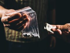 JUVENILE ARRESTED ON FELONY DRUG CHARGES FOR SELLING PILLS