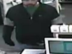 WALTON COUNTY SHERIFF'S OFFICE SEARCHING FOR CVS PHARMACY ROBBERY SUSPECT