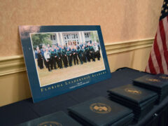 LAW ENFORCEMENT LEADERS GRADUATE FROM 40TH FLORIDA LEADERSHIP ACADEMY