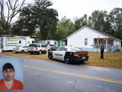 DEFUNIAK SPRINGS MAN ARRESTED ON CHILD PORN CHARGES FOLLOWING SEARCH WARRANT