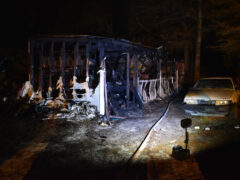 WCSO/WCFR INVESTIGATING FATAL HOUSE FIRE