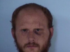 CRESTVIEW MAN ARRESTED AFTER ATTACKING A WALTON COUNTY RESIDENT WITH GARDENING SHEARS AND FLEEING INTO THE BAY