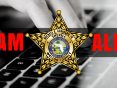 WALTON COUNTY SHERIFF'S OFFICE WARNS CITIZENS OF EXTORTION SCAM