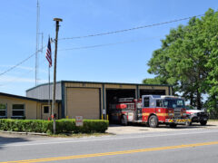 Choctaw Beach fire rescue station