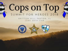 WALTON COUNTY TO HOST COPS ON TOP SUMMIT FOR HEROES