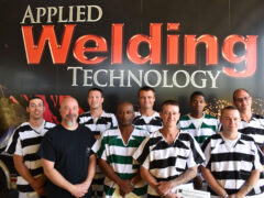 SECOND CLASS OF INMATES GRADUATE FROM WELDING PROGRAM AT WALTON COUNTY JAIL