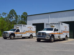 DeFuniak Springs fire rescue station