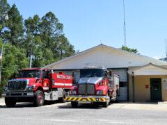 Gaskin fire rescue station