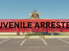 JUVENILE ARRESTED FOR FALSIFYING REPORT OF A POTENTIAL SCHOOL SHOOTING