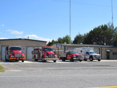 Paxton fire rescue station