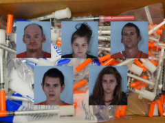 LARGE DRUG STASH FOUND, FIVE ARRESTED FOLLOWING SEARCH WARRANT IN DEFUNIAK SPRINGS