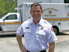 DEDICATED TO PUBLIC SAFETY – WALTON COUNTY FIRE RESCUE WELCOMES FIRST EVER EMS CHIEF