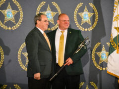 "SHERIFF ADKINSON PASSES TORCH FOLLOWING ""YEAR OF TREMENDOUS ACHIEVEMENT"" AS FSA PRESIDENT"