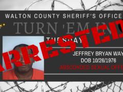 TURN 'EM IN TUESDAY – JEFFREY WAY ARRESTED
