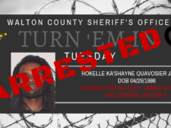 TURN 'EM IN TUESDAY – ROKELLE KA'SHAYNE QUAVOSIER JACKSON ARRESTED