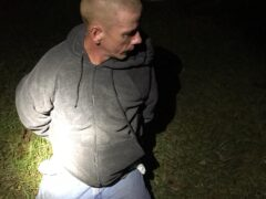 HOME INVASION SUSPECT CAPTURED IN HOUSTON COUNTY ALABAMA