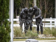 VETERANS MEMORIAL PARK IN FREEPORT VANDALIZED; WCSO SEEKING INFORMATION
