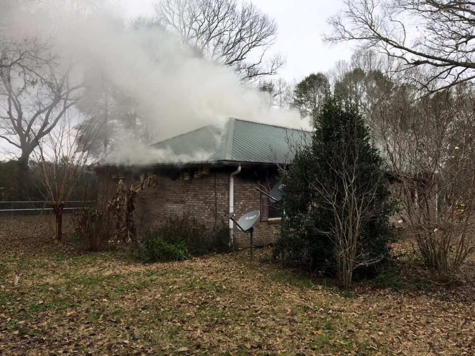 Dr. Nelson Road Home Fire