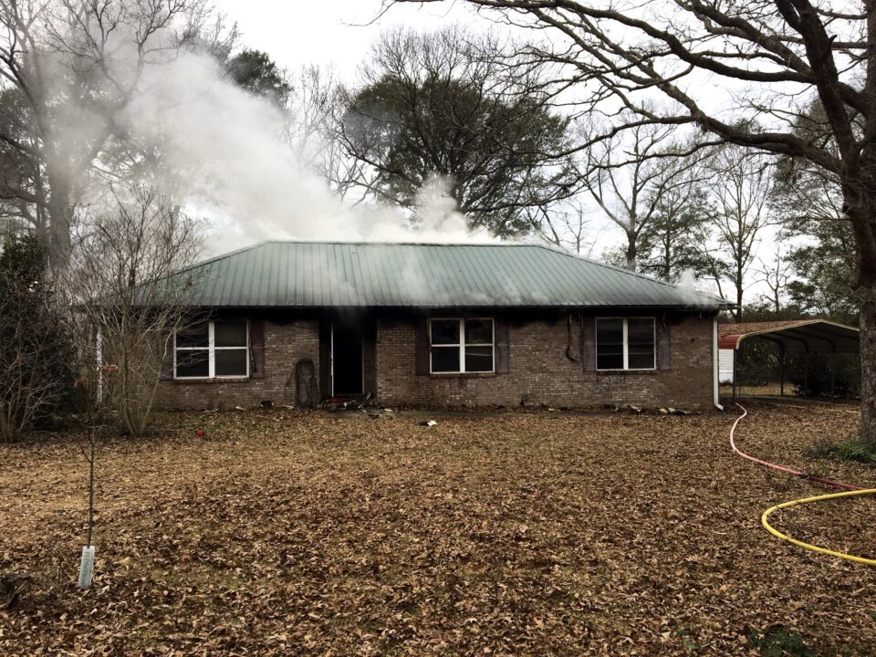 Dr. Nelson Road House Fire