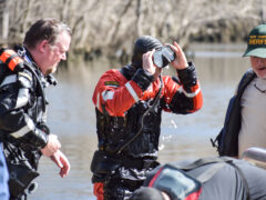 WCSO DIVE TEAM LOCATES BODY OF MISSING DEFUNIAK SPRINGS MAN; NO FOUL PLAY SUSPECTED