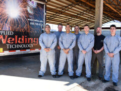 FIFTH CLASS OF INMATES GRADUATE WITH WELDING CERTIFICATE FROM WALTON COUNTY JAIL