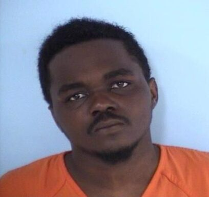Mug shot of Jamarcus Sanderson
