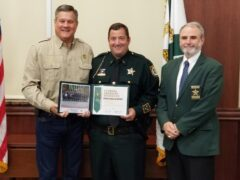 WCSO Lieutenant Graduates from Florida Sheriffs Association 2019 Commanders Academy Class VIII