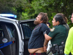 PURSUIT OF STOLEN VEHICLE OUT OF OKALOOSA COUNTY ENDS IN WALTON COUNTY; ONE IN CUSTODY