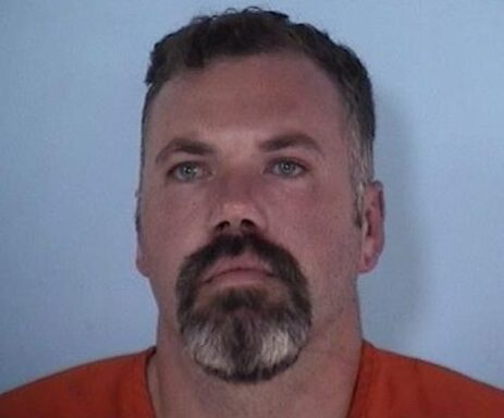 Mug shot of Ken Maness