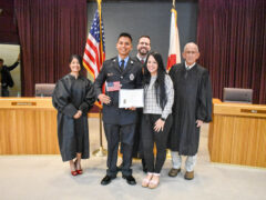 WCFR FIREFIGHTER/PARAMEDIC BECOMES U.S. CITIZEN