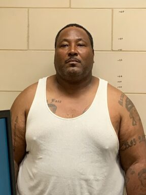 Mug shot of Sam Jones Jr., 51