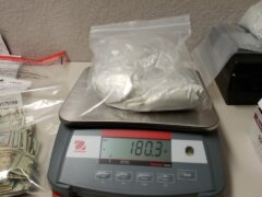 Drugs seized in Walton County