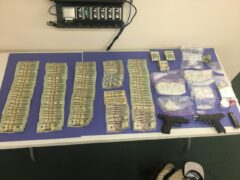 Drugs and cash seized in Okaloosa
