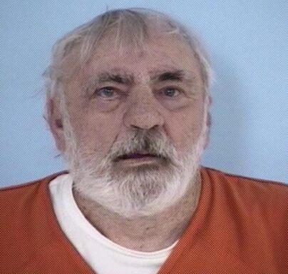 Mug shot of Dean Miller, 77.