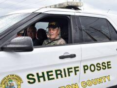 SHERIFF'S POSSE CELEBRATES 10 YEARS IN WALTON COUNTY